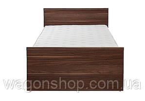 """Ліжко односпальне LOZ 90 """"Опен"""" 90x200 Gerbor"""