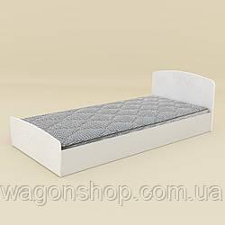 Ліжко Компаніт Ліжко «Ніжність»-90 МДФ