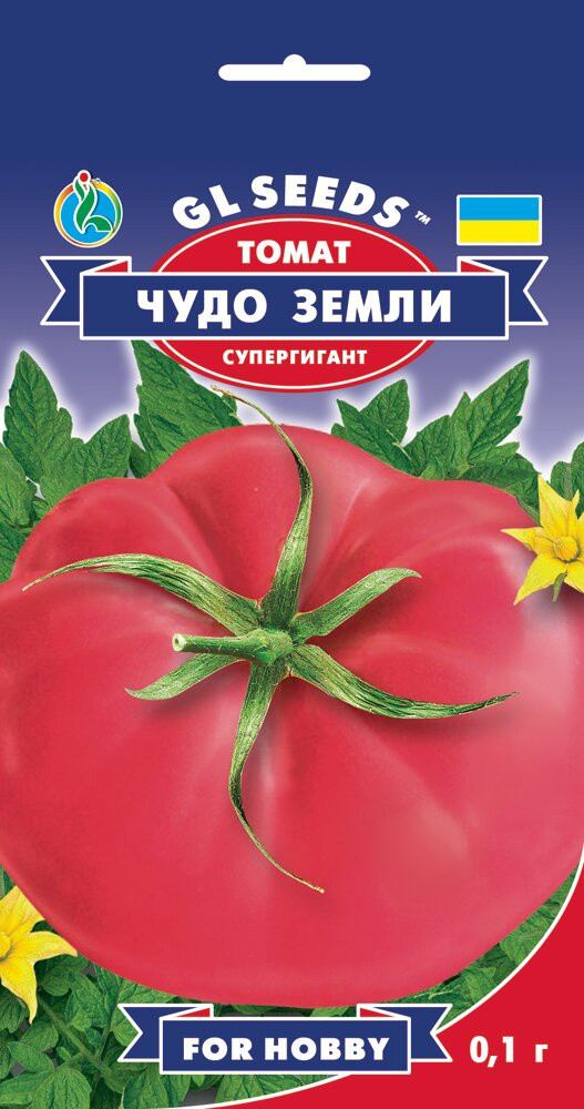 Семена Томата Чудо земли (0.1г), For Hobby, TM GL Seeds