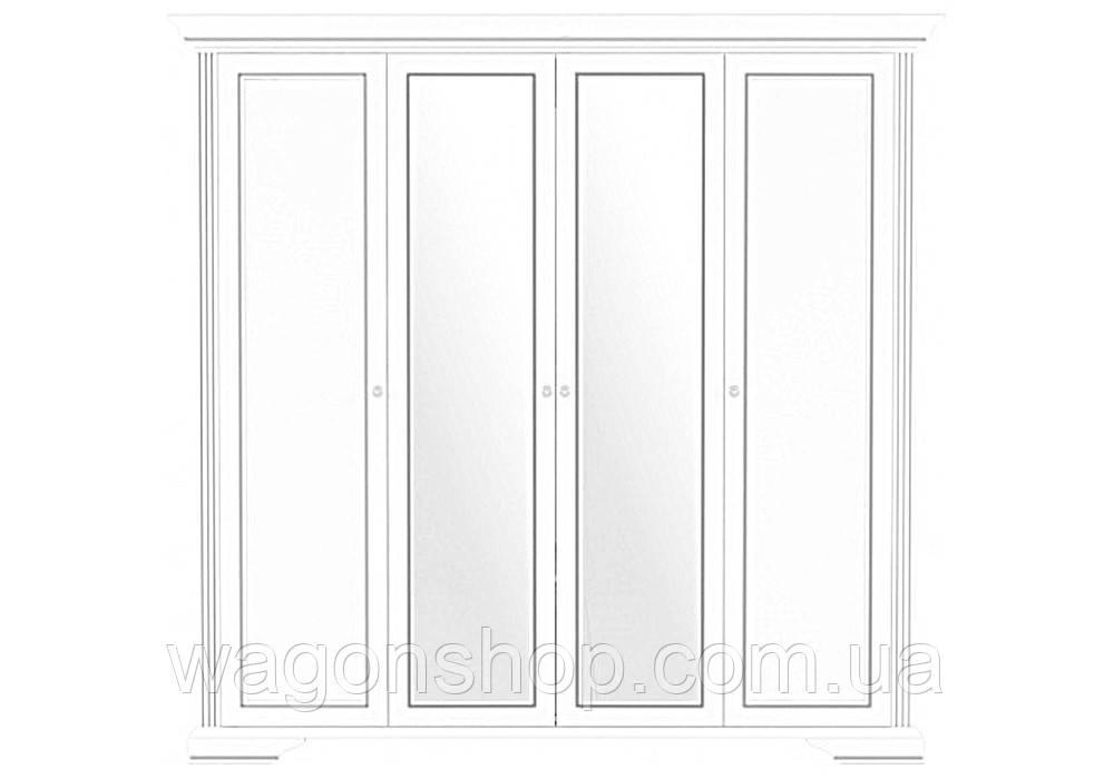"Шкаф 4D (2S) ""Вайт"" Gerbor"