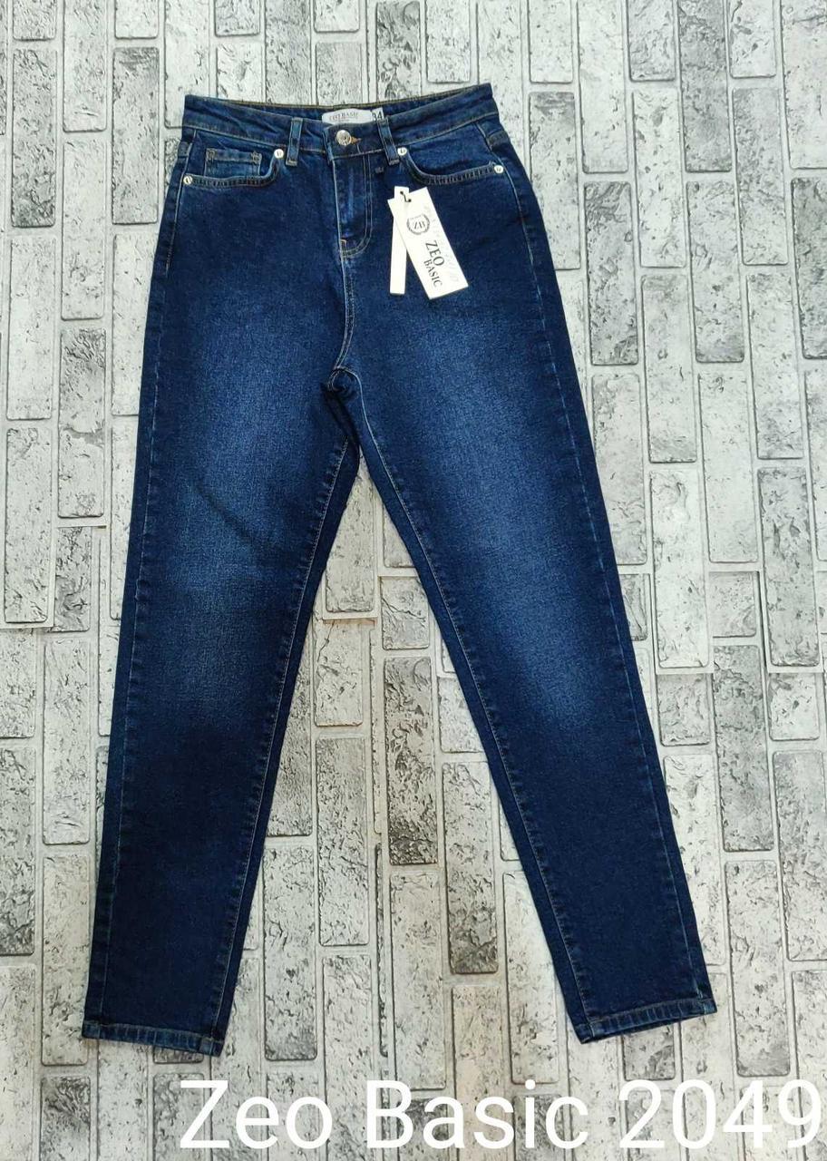 Качественные турецкие джинсы женские Zeo Basic 4277 (34-40)