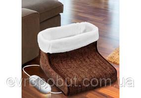 Грілка для ніг AEG FW 5645 (коричнева) 100 Вт