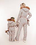 Женский комбинезон, детский комбинезон в стиле Family Look, фото 3