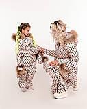 Женский комбинезон, детский комбинезон в стиле Family Look, фото 4