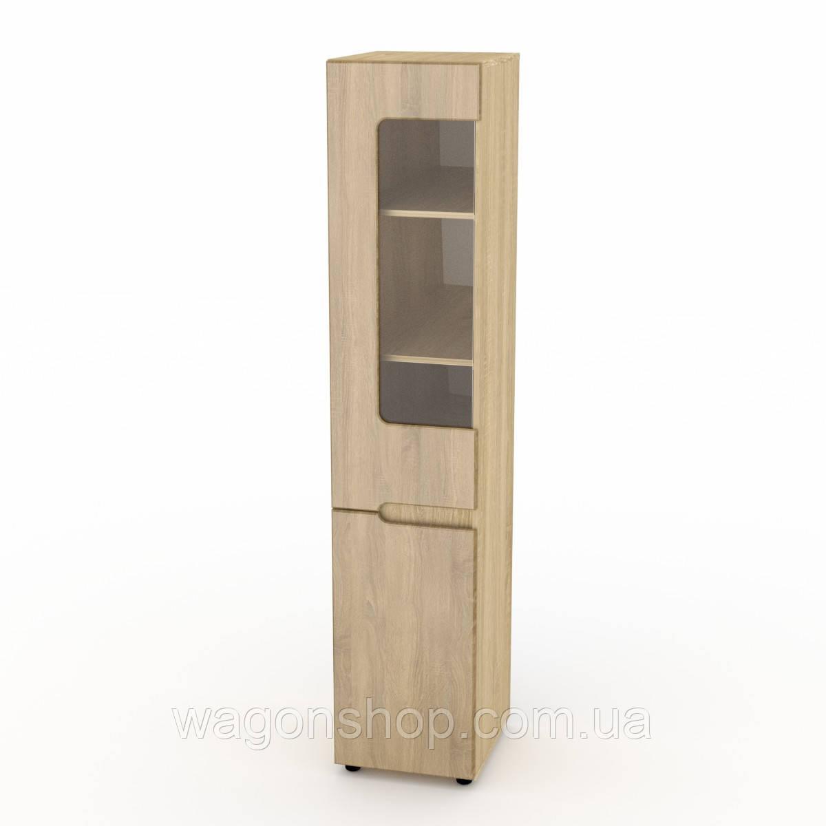 Шкаф для спальни Компанит МС Шкаф-24 Л МДФ