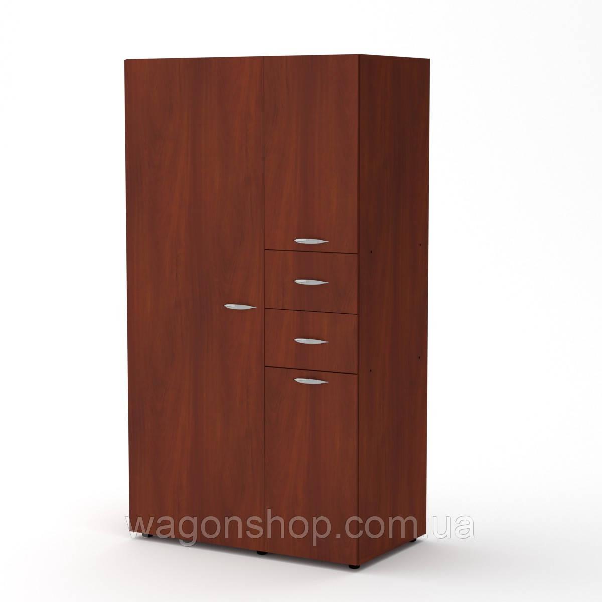 Шкаф для спальни Компанит ШКАФ-19