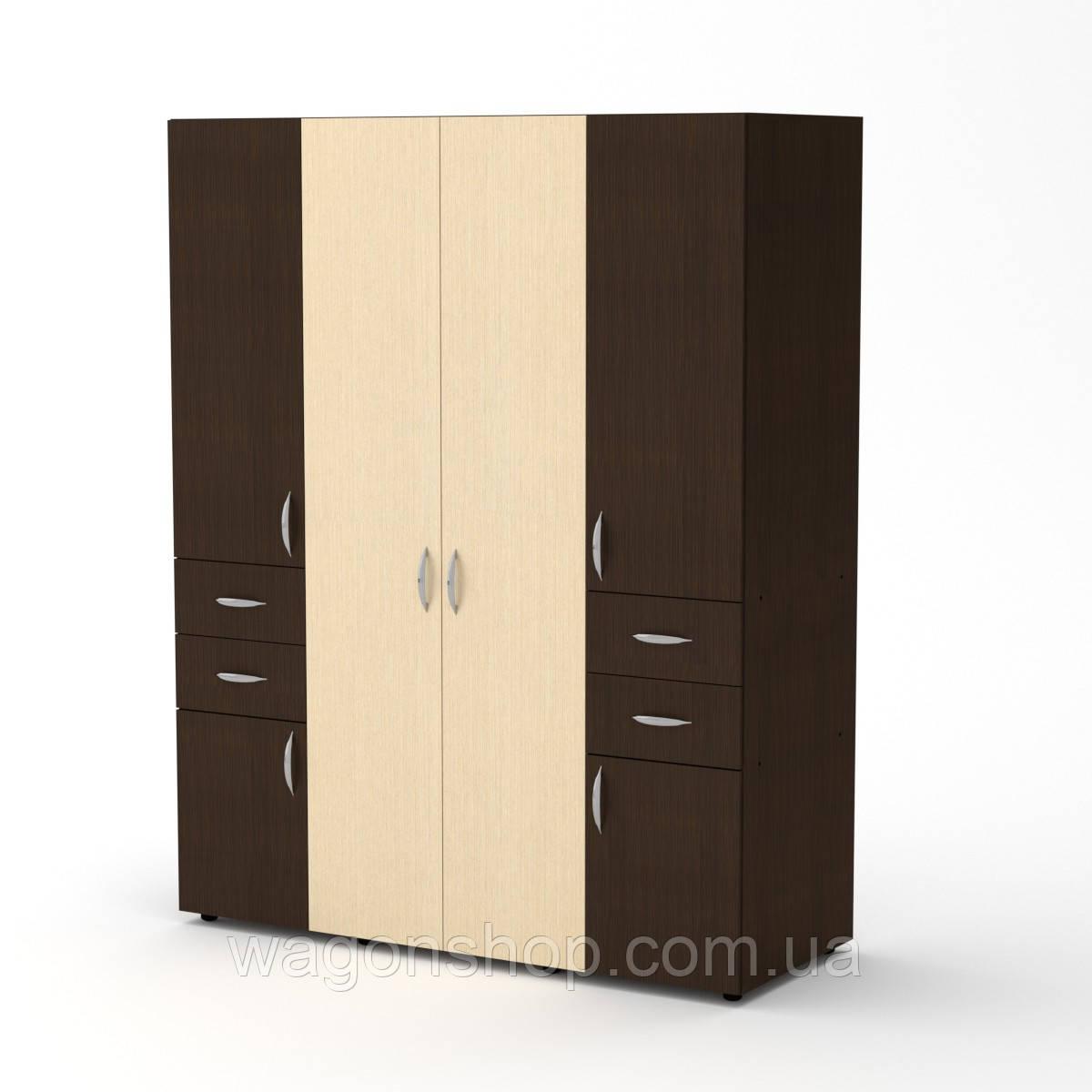 Шкаф для спальни Компанит ШКАФ-20