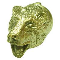 """Навершие для шампура """"Медведь"""""""