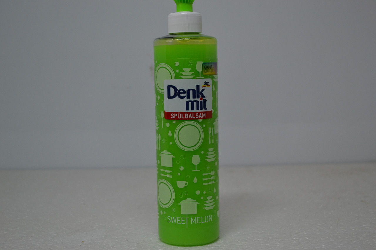Бальзам для миття посуду Denk Mit Sweet Melon(450мл.)