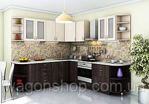 """Кутова кухня """"Модест 2500 x 2500"""" Garant"""