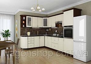 "Кутова кухня ""Квадріс 2000 х 2800"" Garant"