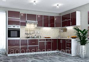 "Кутова кухня ""Фрейм 3400 х 1800"" Garant"