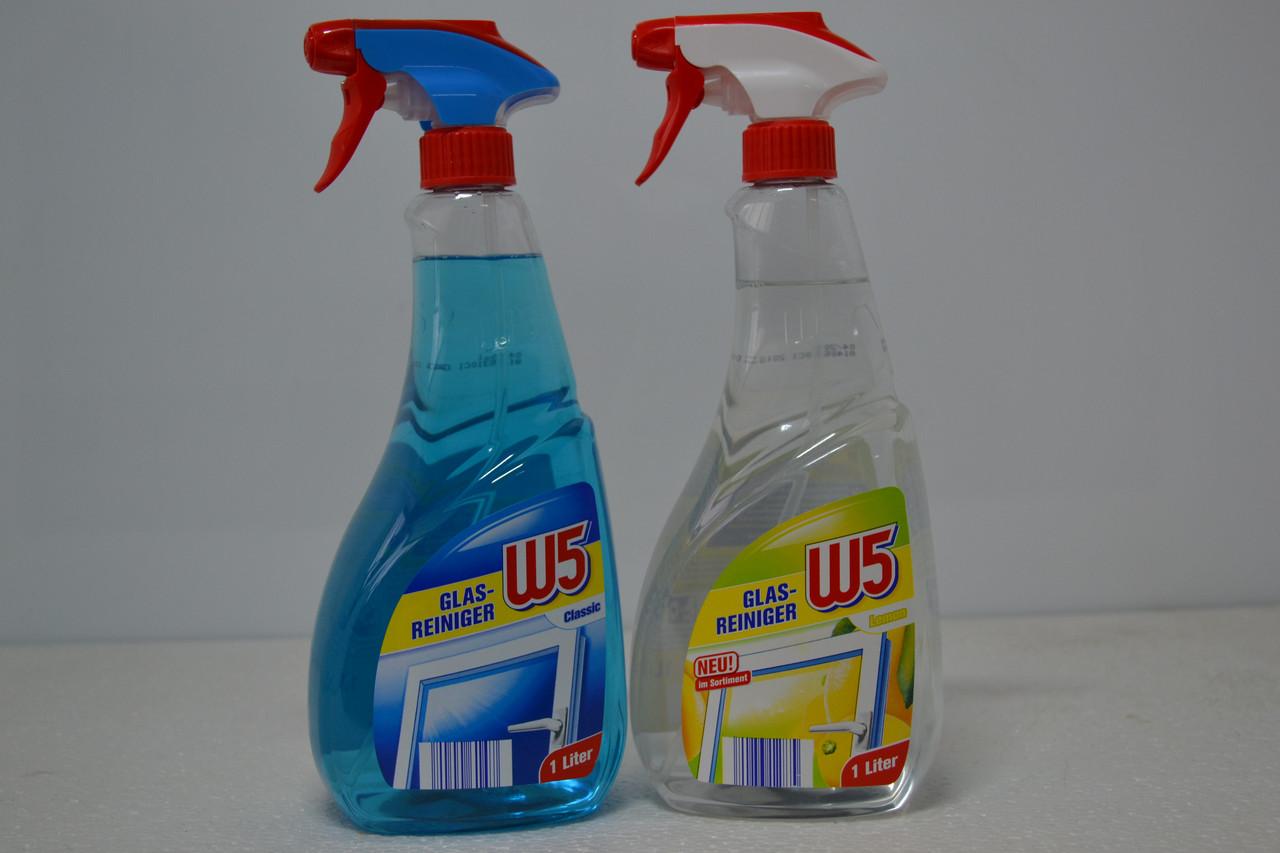 Спрей для миття вікон W5 Glasreinger 1л