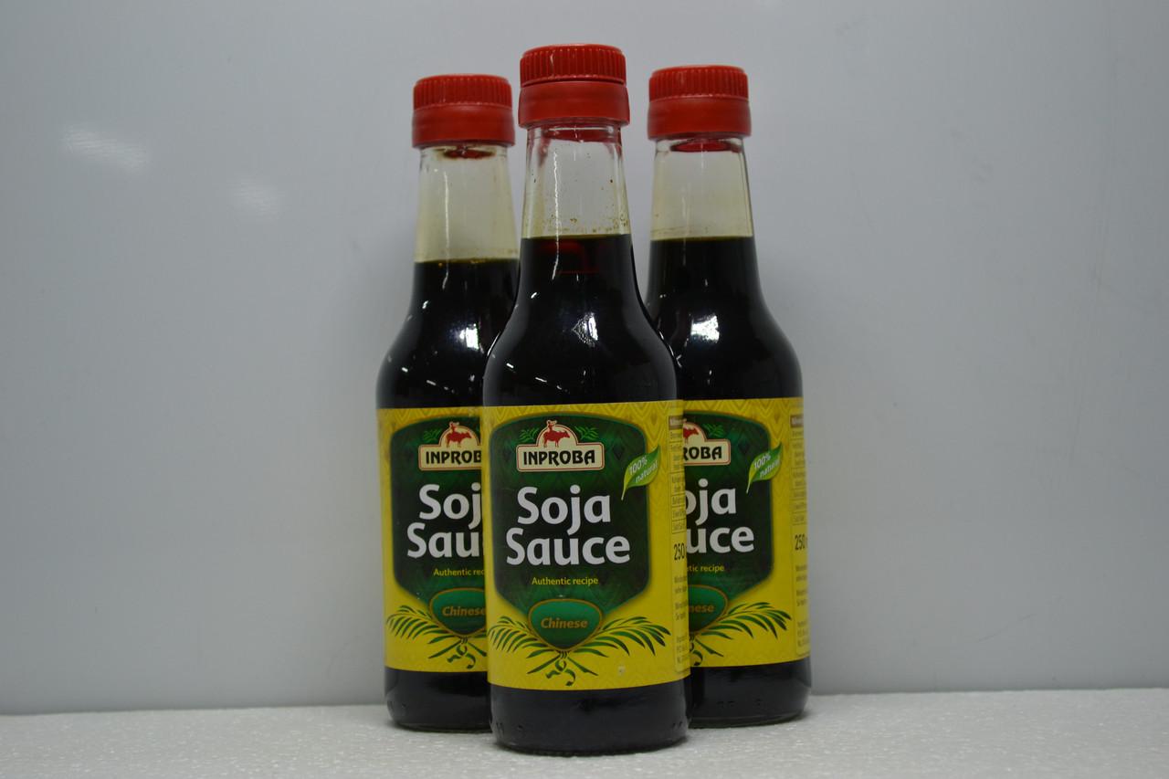 Соєвий соус Inproba (250мл.)