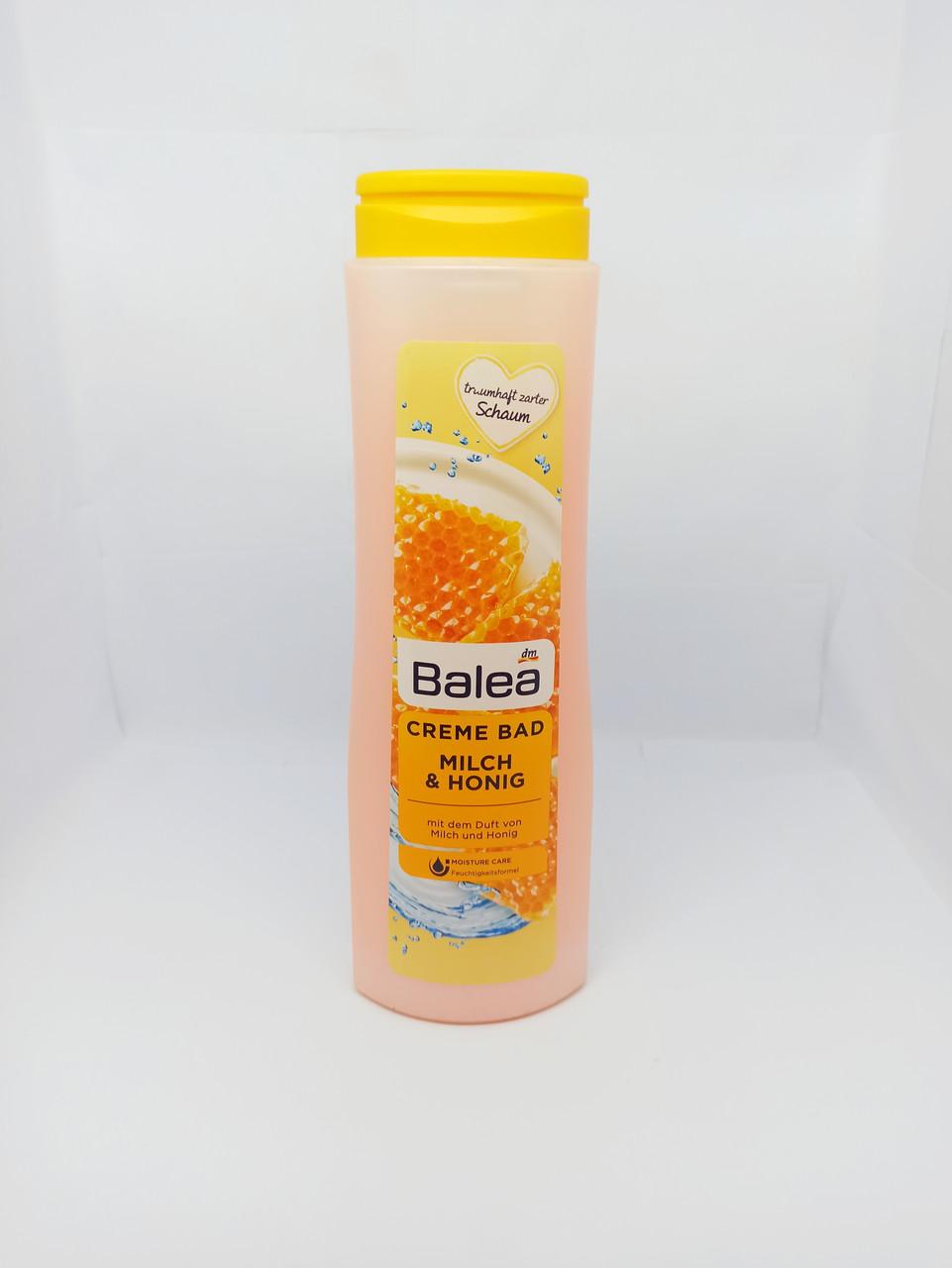 Гель для душа DM Balea Creme Bad Milch-Honig, 750 мл