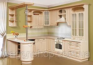 """Кутова кухня Валенсія """"Світ меблів"""""""