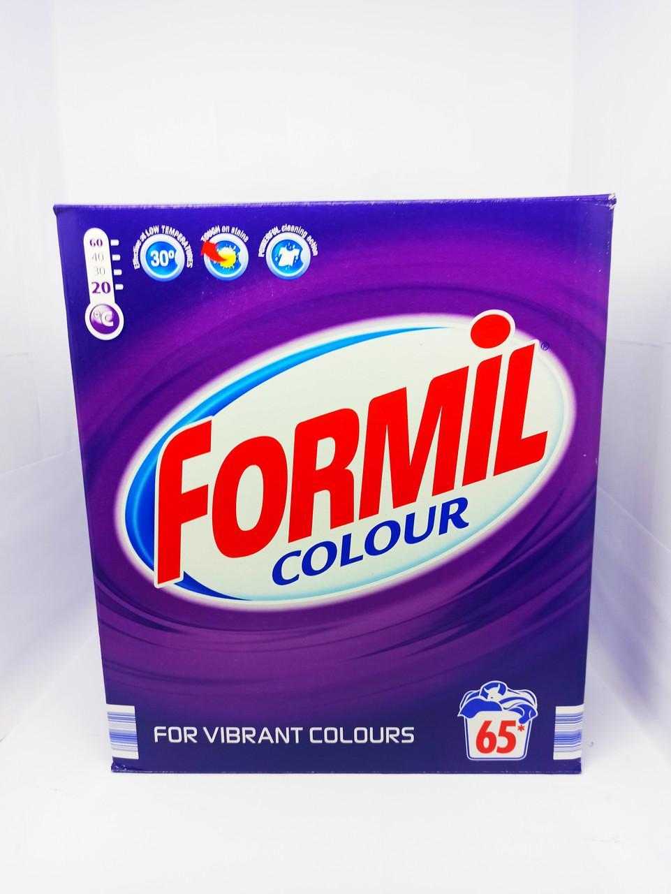 Стиральный порошок Formil Color 65 стирок/ 4,225кг