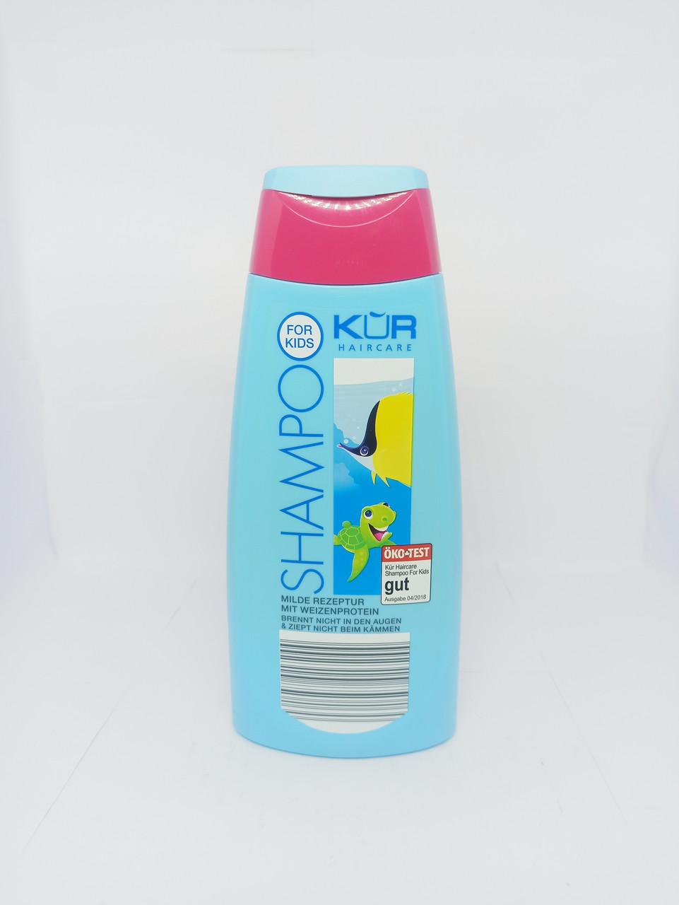 Дитячий шампунь для волосся Kur Haircare 500 ml