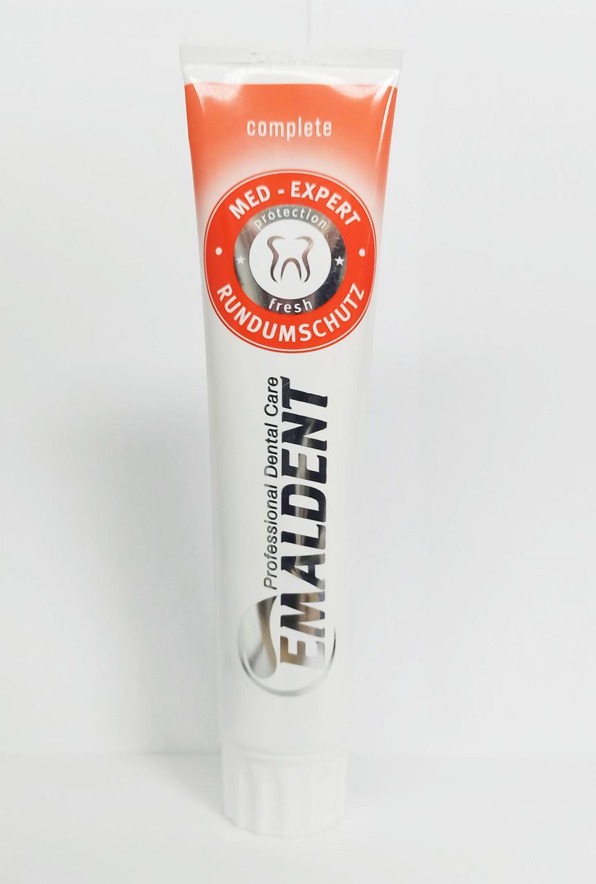 Антибактеріальна зубна паста Emaldent Complete 125мл
