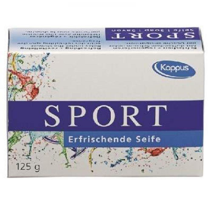 Мыло туалетное Kappus Seife Sport для мужчин 125 г