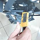 Колеса с грунтозацепами 400/150(Полоса 4*15) МБ с полуосью 32мм (3мм толщ пластины) Булат, фото 4