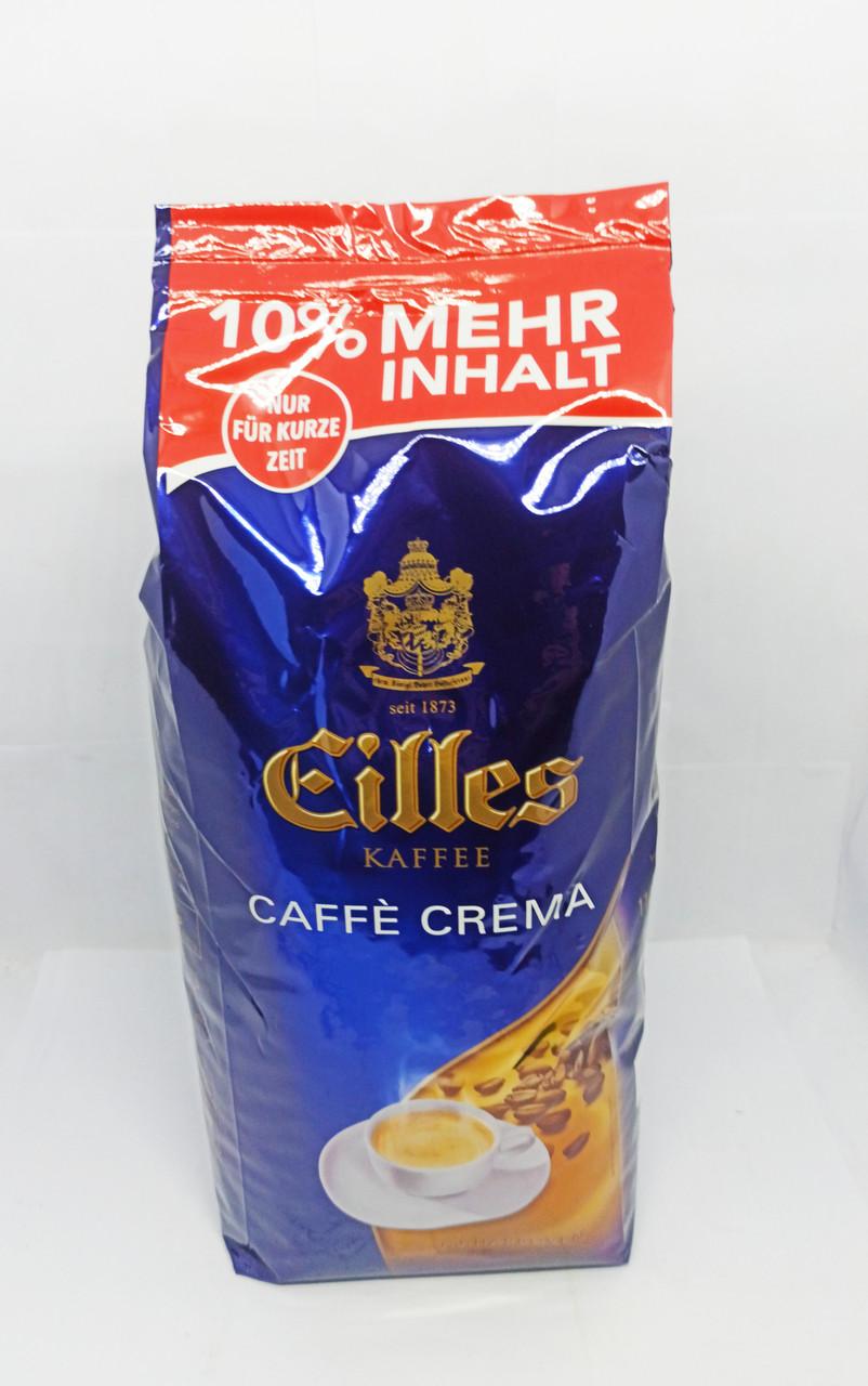 Кава J. J. Darboven Eilles Crema в зернах 1 кг