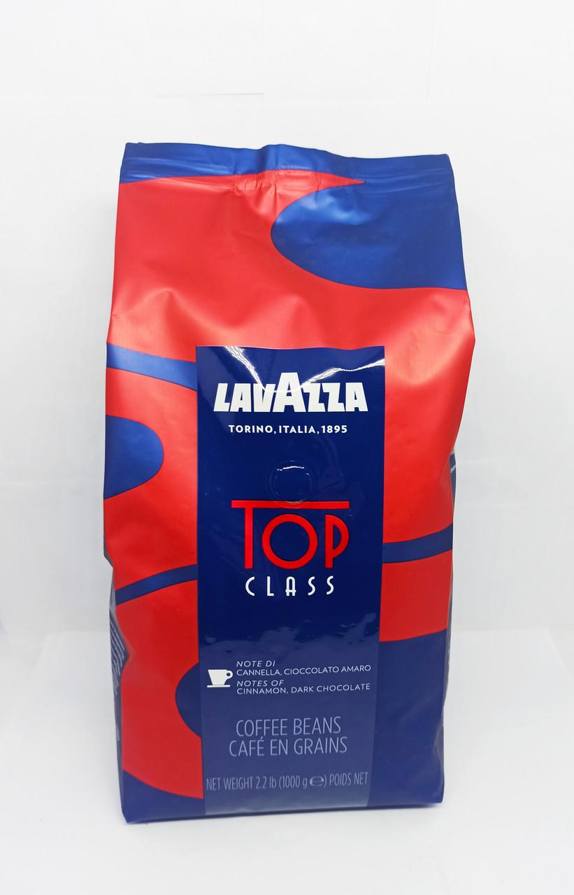 Кава в зернах Lavazza Top Class 1000 г