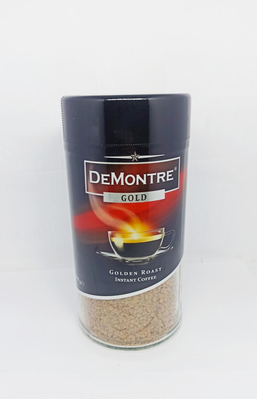 Гранульований кави Demontre Gold 200g