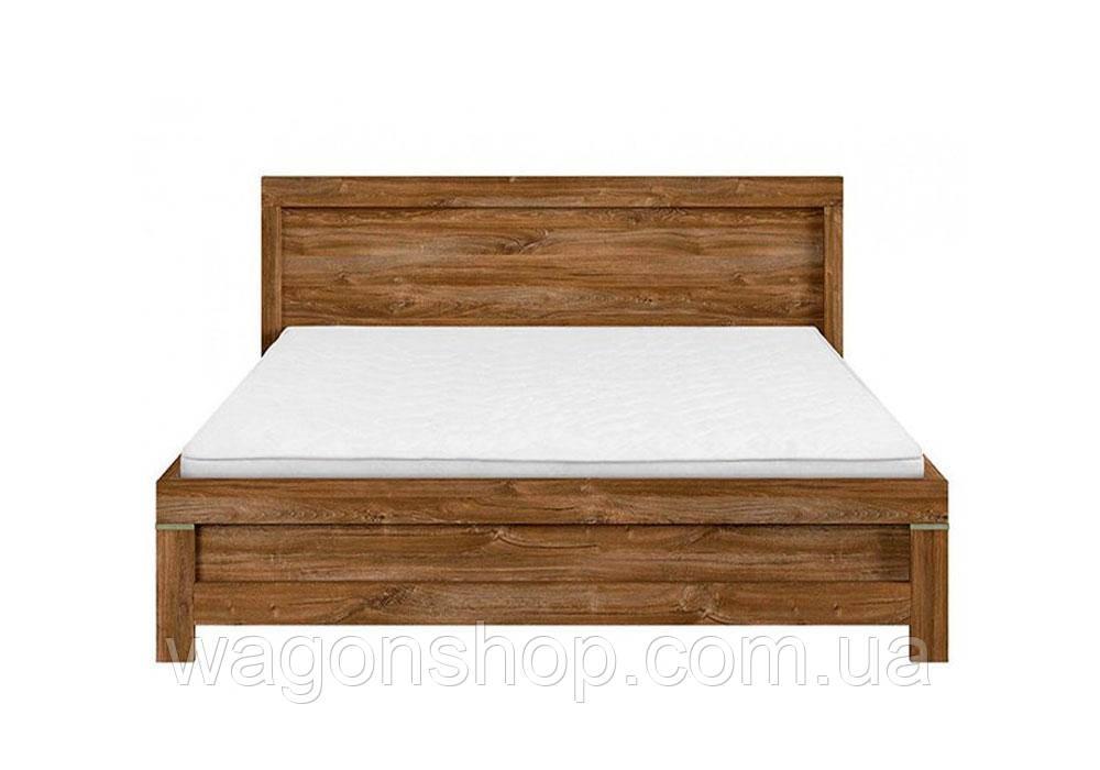 """Кровать двухспальная LOZ/160 """"Герман"""" BRW"""