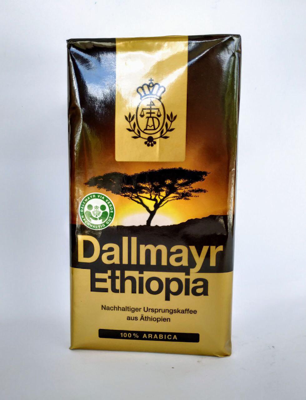 Dallmayr Ephiopia 500g зерно