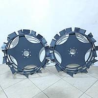 Грунтозацепи підвищеної тяги Булат (600х150 мм, для всіх типів мотоблоків)