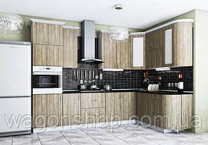 """Кутова кухня """"Санрайз 2900 х 1900"""" Garant"""