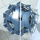 Грунтозацепи підвищеної тяги Булат 600х150 мм, для всіх типів мотоблоків, фото 2