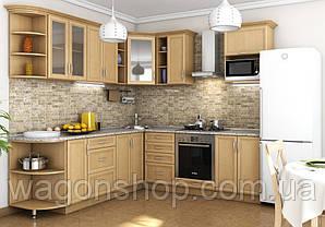 "Кутова кухня ""Контур 2300 x 2300"" Garant"