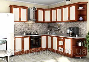 "Кутова кухня ""Контур 2400 x 2500"" Garant"