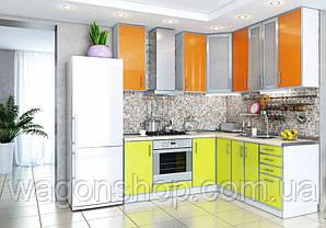 "Кутова кухня ""Фрейм 1900 х 1800"" Garant"