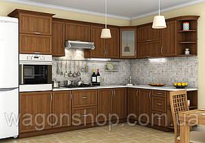 "Кутова кухня ""Контур 3000 x 2100"" Garant"