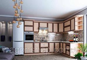 """Кутова кухня """"Вітон 2900 х 2000"""" Garant"""