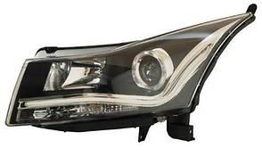 Chevrolet Cruze оптика передняя ксенон