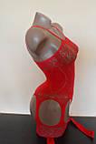 Сексуальна боді-сітка в упаковке бодистокинг сексуальное белье, фото 5