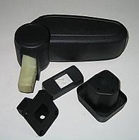 Suzuki Swift подлокотник ASP черный виниловый