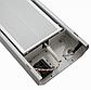 Обігрівач інфрачервоний Білюкс Б1350 білий стельовий, потужність 1200 Вт, фото 5