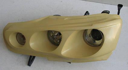 Mitsubishi Lancer X оптика передняя HELLA, фото 2