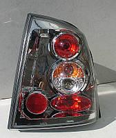 Opel Astra G оптика задня хром
