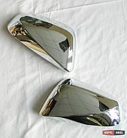 Lexus RX200 накладки хром на зеркала тип W