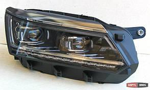 Volkswagen Passat B8 USA оптика передняя альтернативная ксенон LD