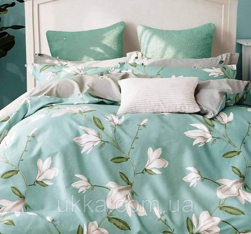 Полуторное постельное белье ранфорс Вилюта 19003