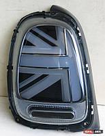 Mini Cooper F55/ F56/ F57 оптика задняя LED Union Jack стиль черная