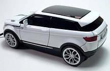 Мишка комп'ютерна провідна Range Rover Evogue біла, фото 3