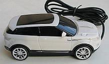 Мишка комп'ютерна провідна Range Rover Evogue біла, фото 2